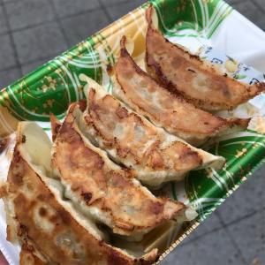 東京名物肉汁おとど餃子 肉玉そば おとど×浅草開花楼 TOKYO 2018  ③
