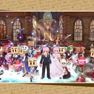 【ラグマス】結婚式