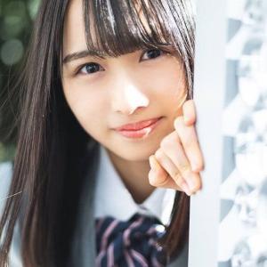 【白い妖精】 上村ひなの「伊藤万理華さんは憧れの存在です!」