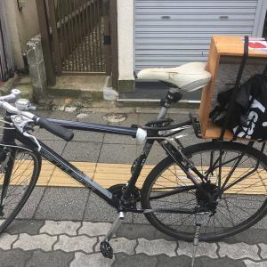 自転車回収!