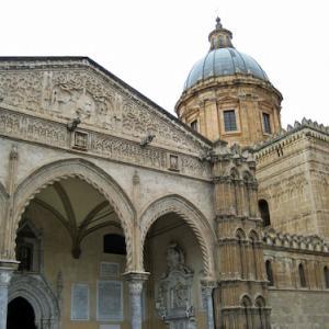 パレルモ大聖堂(シチリア島/イタリア)