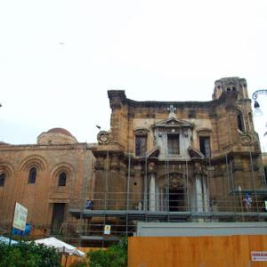 マルトラーナ教会(シチリア島/イタリア)