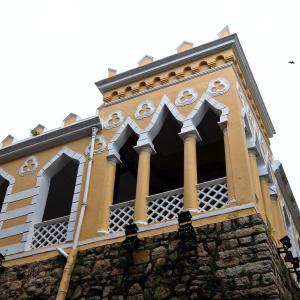 港務局大楼(マカオ)〈マカオ歴史市街地区〉
