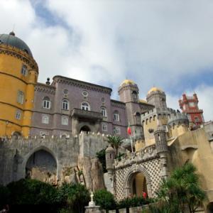 ペーナ宮殿(ポルトガル)〈シントラの文化的景観〉