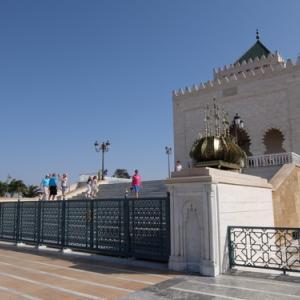 ムハンマド5世霊廟(モロッコ)〈近代的首都と歴史都市が共存する首都ラバト〉