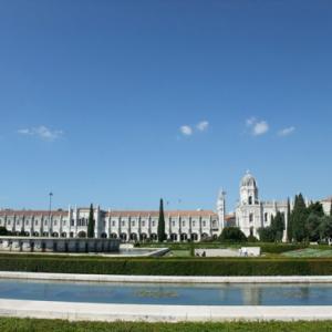 ジェロニモス修道院(ポルトガル)〈リスボンのジェロニモス修道院とベレンの塔〉