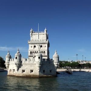 ベレンの塔(リスボン/ポルトガル)〈リスボンのジェロニモス修道院とベレンの塔〉