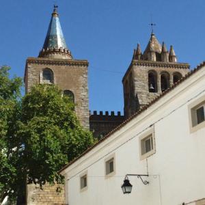 エヴォラ大聖堂(エヴォラ/ポルトガル) 〈エヴォラ歴史地区〉