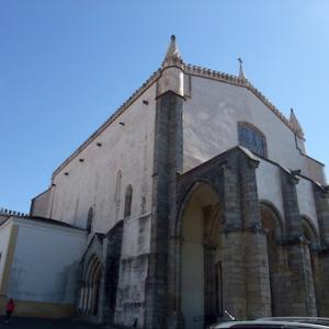 サン・フランシスコ教会(エヴォラ/ポルトガル)〈エヴォラ歴史地区〉