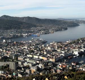 ベルゲン(ノルウェー)
