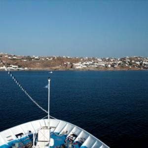 ミコノスタウン(ミコノス島/ギリシャ)
