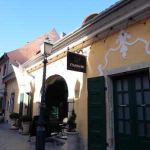 メゾンビストロ&ホテル(ハンガリー)