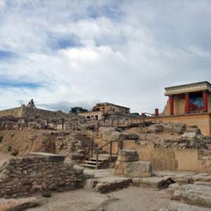 クノッソス宮殿(クレタ島/ギリシャ)