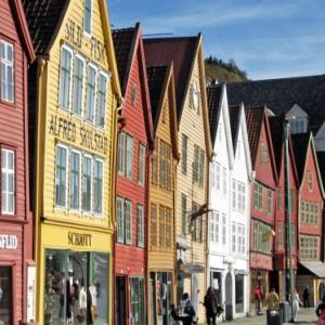 ブリッゲン(ベルゲン/ノルウェー)