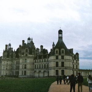 シャンボール城(フランス)