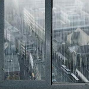 「雨の景色(気持ちがずぶ濡れ)」
