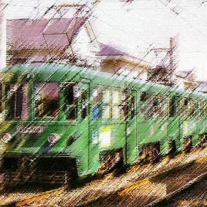 昭和の東急世田谷線