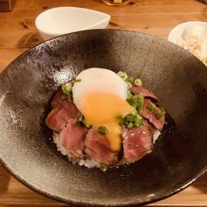 ほし乃(ステーキ丼)@富山県富山市