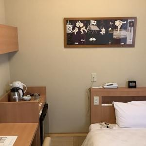 コンセプトホテル和休(富山市) 宿泊記
