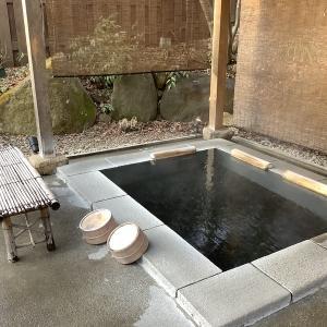 にし屋別荘 宿泊記 お風呂