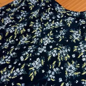 GU花柄スカート購入☆