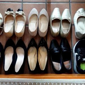 靴の断捨離☆