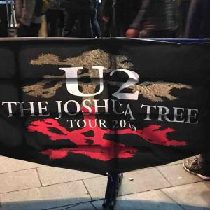 U2コンサートは最高でした@さいたまスーパーアリーナ