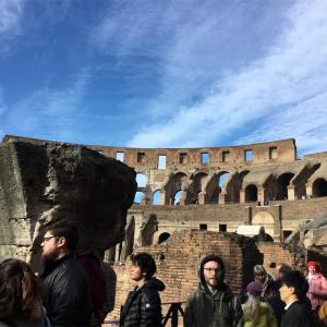 ローマにて3