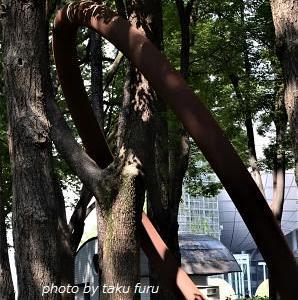 名古屋の野外彫刻 その2
