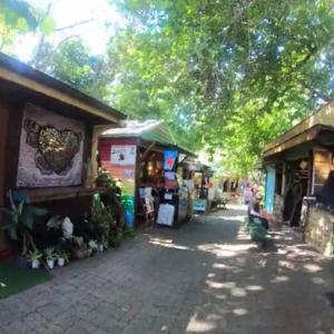 【ケアンズ】ガイドブックにない!キュランダ村で出会った2つのお店を紹介したい