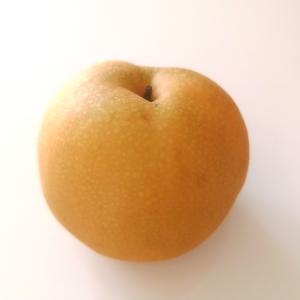 大好きな秋とおいしい梨。季節のものを楽しむ心の余裕を大切に