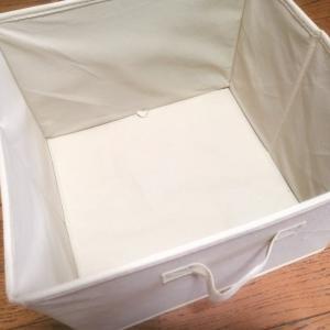 母が、最後にして唯一の収納ボックスを捨てました