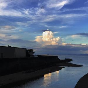 【豊浜漁港】 タチウオはまだ早いか
