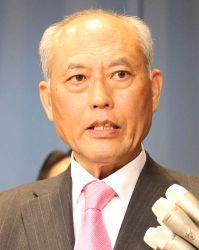 舛添氏、韓国に「法の支配を要求するのは無理」