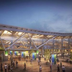 山手線にできる新駅「高輪ゲートウェイ」