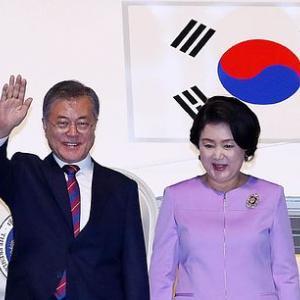 歴史問題で韓国大統領「日本の協力必要」と泣きつく