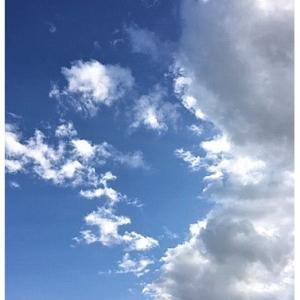 今日の空6