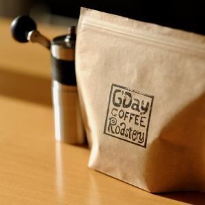 コーヒー豆|おすすめ|G'DAY COFFEE ROASTERY|インドネシア マンデリン アチェアルールバタ