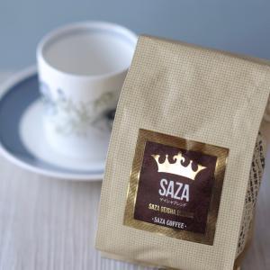 コーヒー豆|SAZA COFFEE|パナマ ゲイシャ ブレンドを飲んでみた!