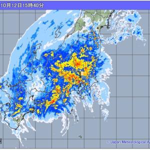 ヘーベルハウスvs台風19号~2019年10月12日ドキュメント