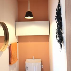 TEORI(テオリ)のZEROミラーで、ごく普通のトイレをバージョンUP!