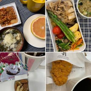3日目:良食日 −0.2kg(−1.0kg)