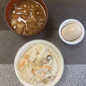 0722:月曜断食 29日目-美食日…。