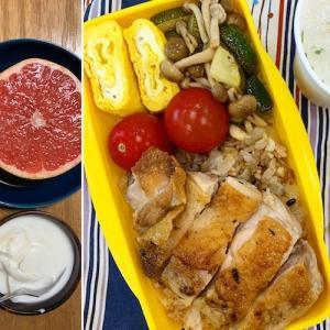 0723:月曜断食 30日目-良食日/維持メニュー?