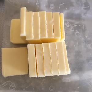 バターのカット