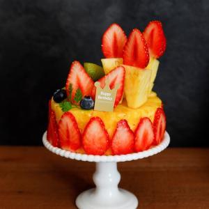 『フルーツケーキ』〜季節レッスン〜
