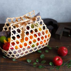 柿のかご詰〜プライベートレッスン〜