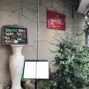 ソリッソ(イタリア料理/飯田橋)コスパが高い生ハムサラミ盛り合わせのテイクアウト