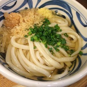 TOKYO LIGHT BLUE HONGO-3(うどん/本郷三丁目)立ち食いうどんでは頭ひとつ抜けた印象
