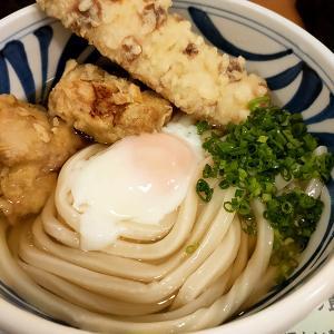 釜善(うどん/小川町)優しい味わいの出汁で頂くとりちくわ天うどん